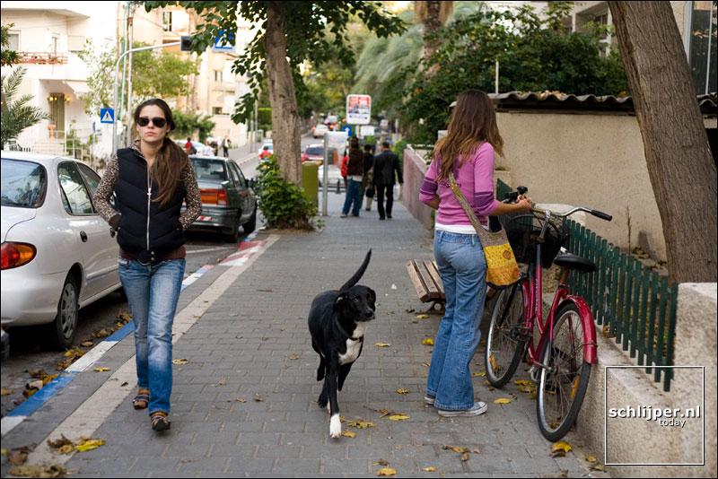 Israël, Tel Aviv, 15 januari 2007