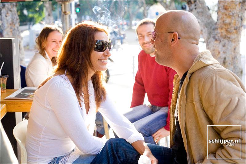 Israël, Tel Aviv, 19 januari 2007