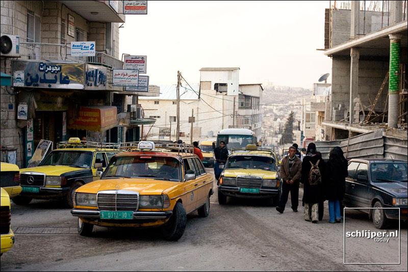 Palestinian Territories, Bethlehem, 22 januari 2007