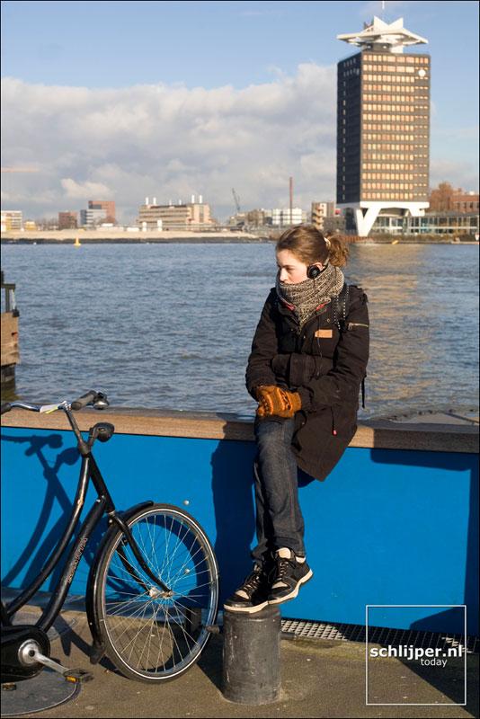 Nederland, Amsterdam, 24 januari 2007