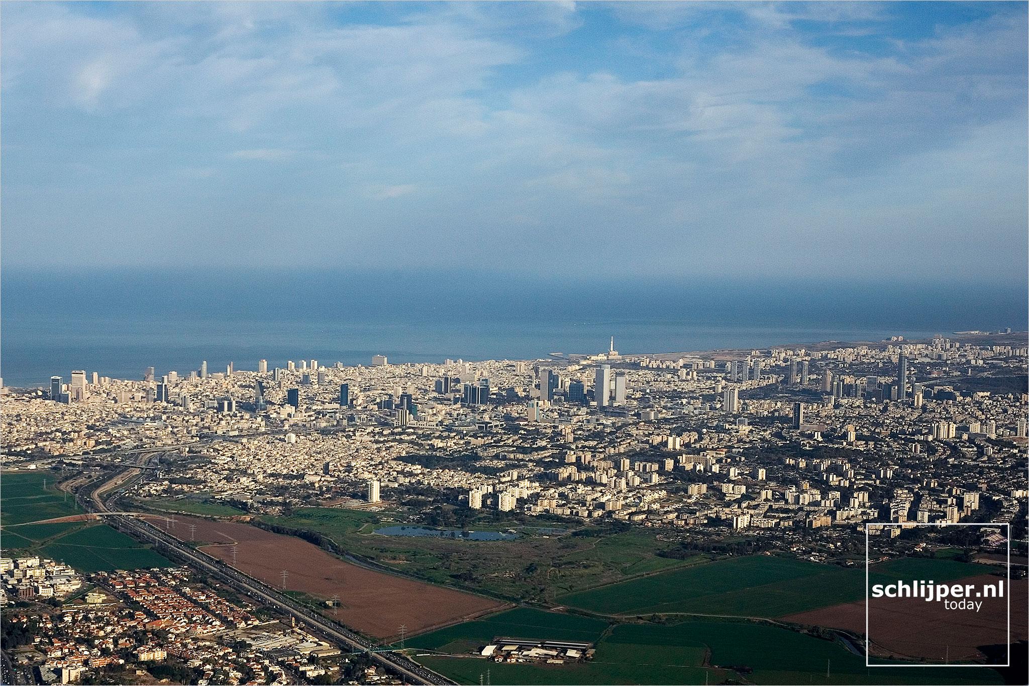 Israël, Tel Aviv, 24 januari 2007