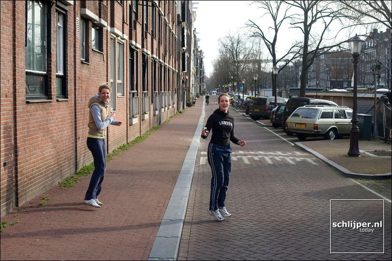 Nederland, Amsterdam, 31 januari 2007