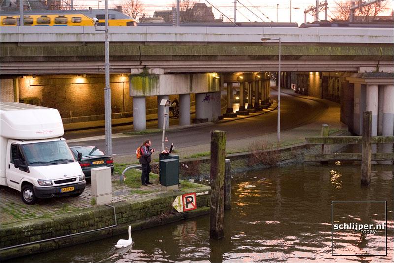 Nederland, Amsterdam, 1 februari 2007