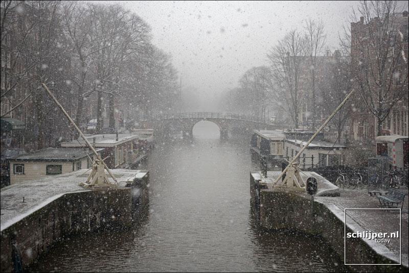 Nederland, Amsterdam, 8 februari 2007