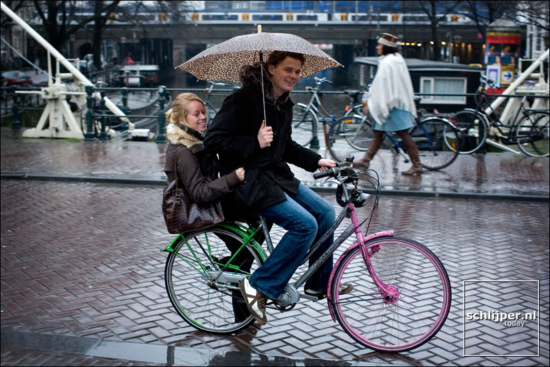 Nederland, Amsterdam, 14 februari 2007