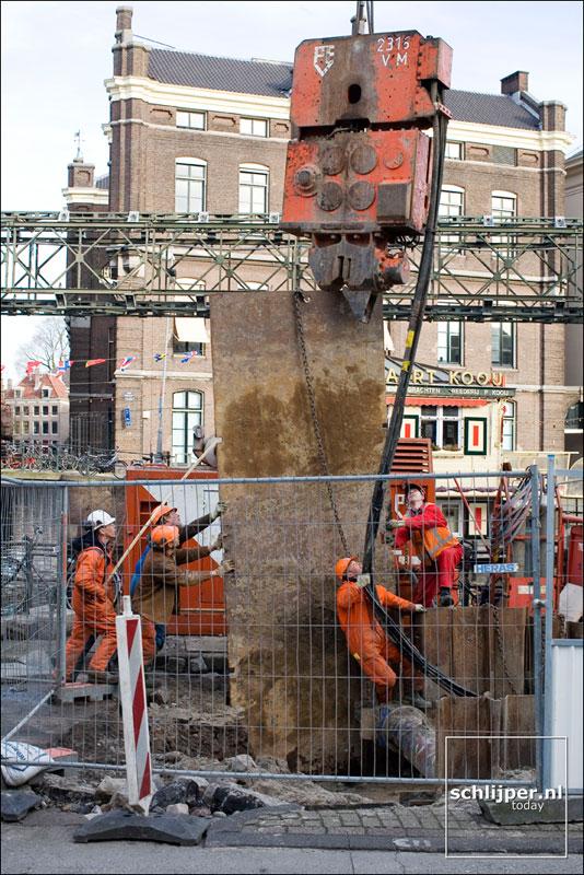 Nederland, Amsterdam, 15 februari 2007