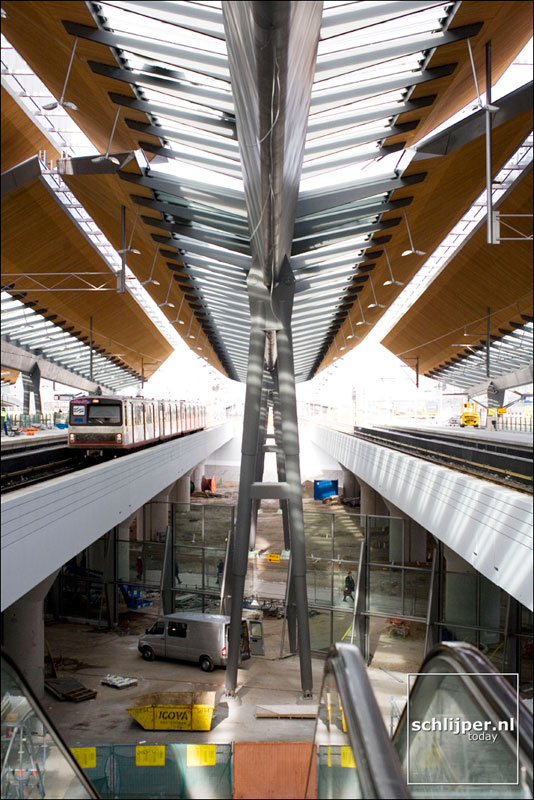 Nederland, Amsterdam, 16 februari 2007