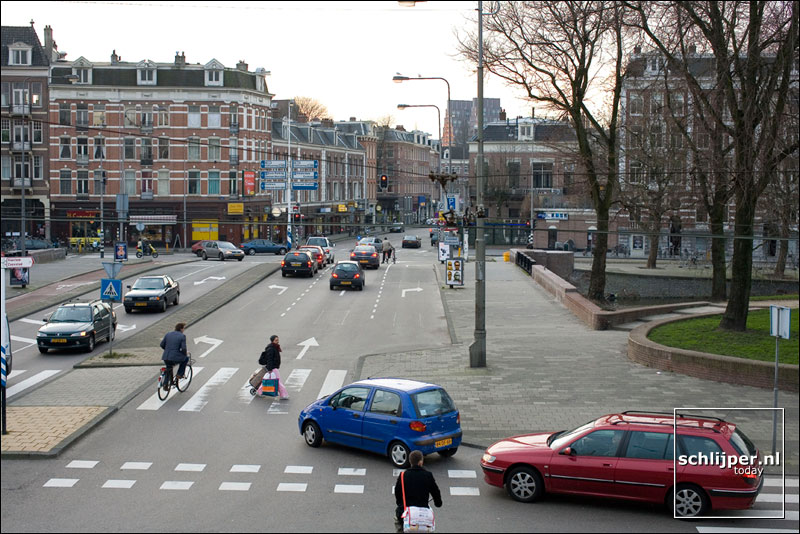 Nederland, Amsterdam, 17 februari 2007
