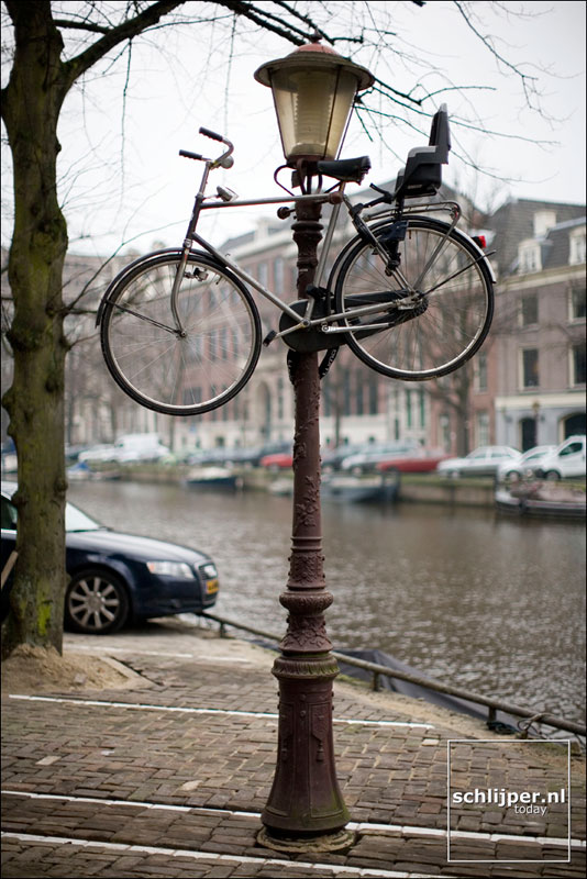 Nederland, Amsterdam, 19 februari 2007