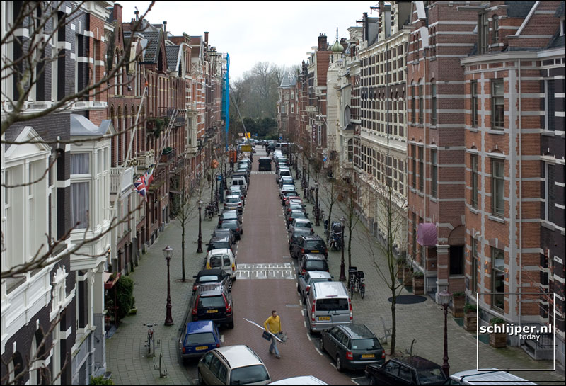 Nederland, Amsterdam, 7 maart 2007