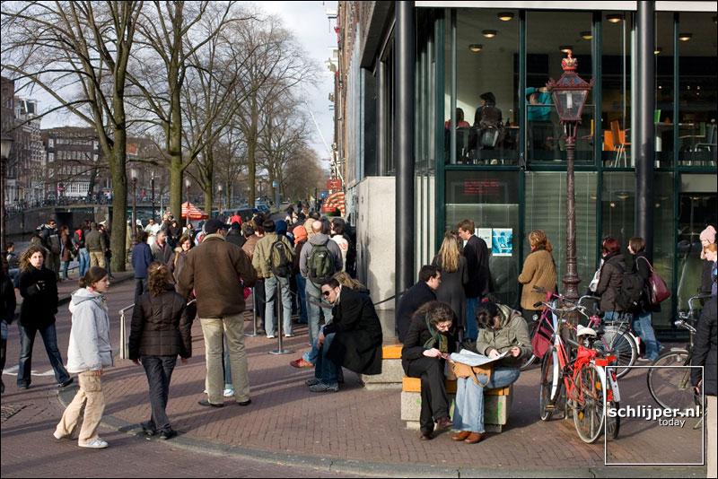 Nederland, Amsterdam, 10 maart 2007