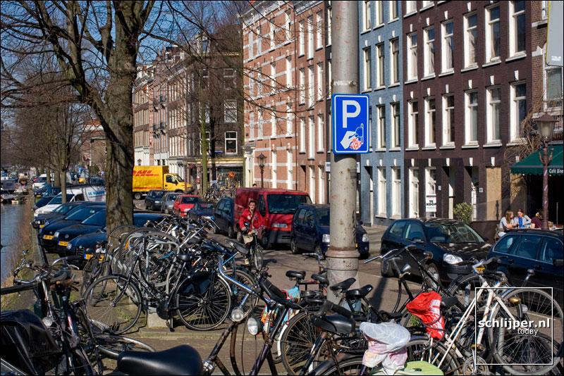 Nederland, Amsterdam, 12 maart 2007