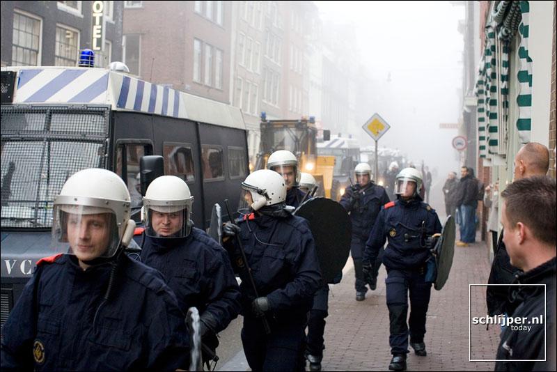 Nederland, Amsterdam, 13 maart 2007