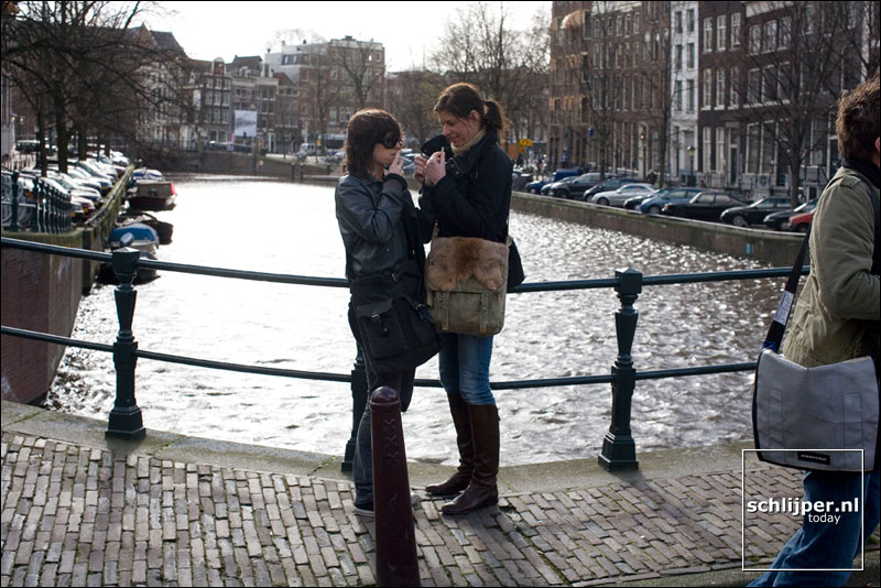 Nederland, Amsterdam, 18 maart 2007