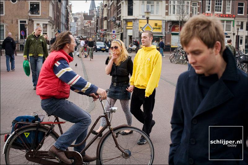 Nederland, Amsterdam, 25 maart 2007