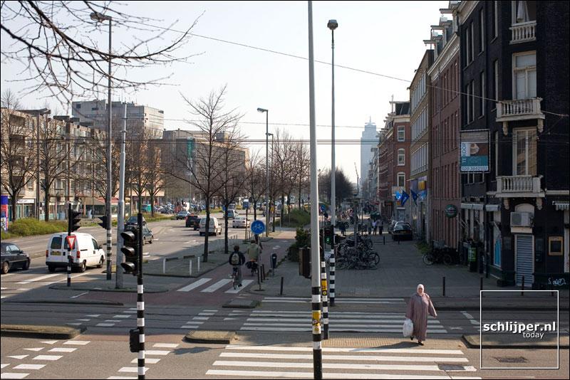 Nederland, Amsterdam, 28 maart 2007