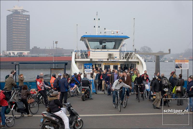 Nederland, Amsterdam, 29 maart 2007