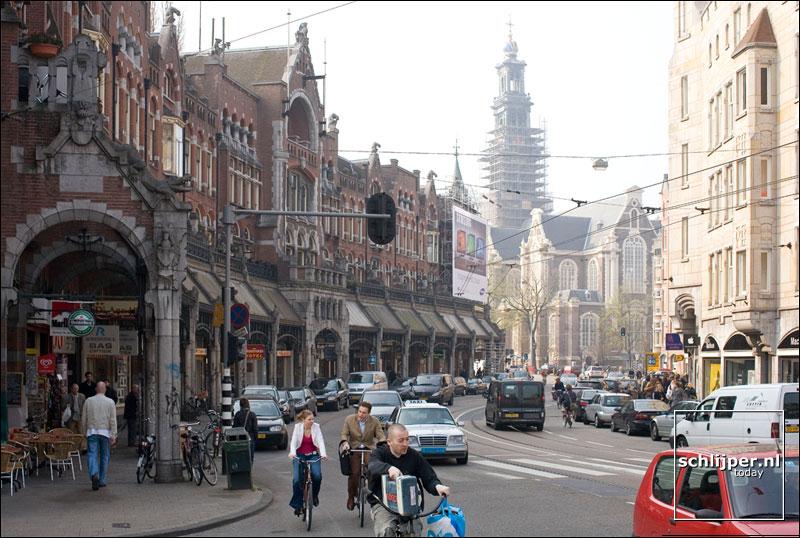 Nederland, Amsterdam, 30 maart 2007