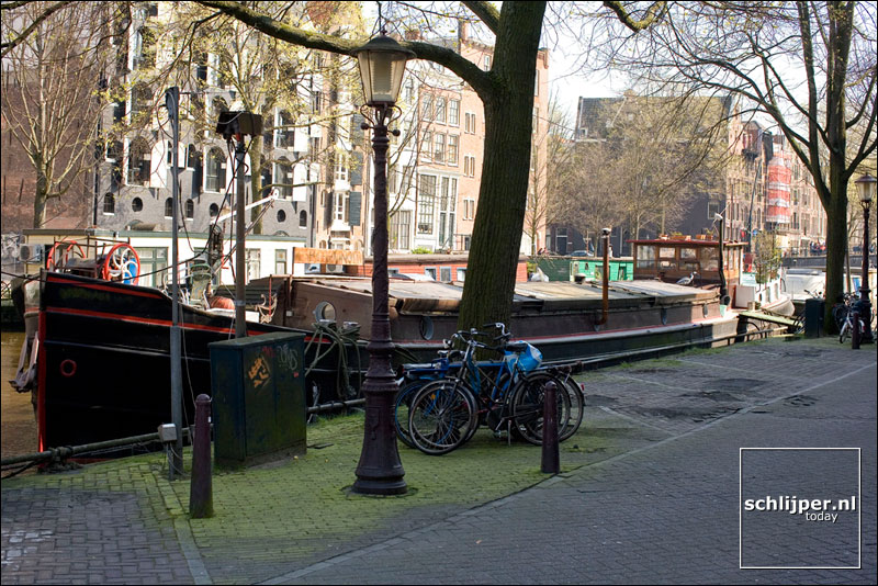 Nederland, Amsterdam, 1 april 2007
