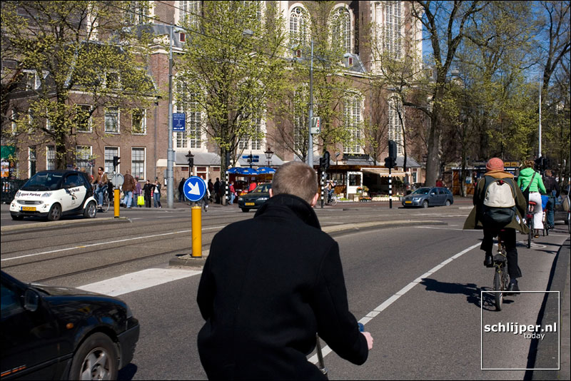 Nederland, Amsterdam, 4 april 2007