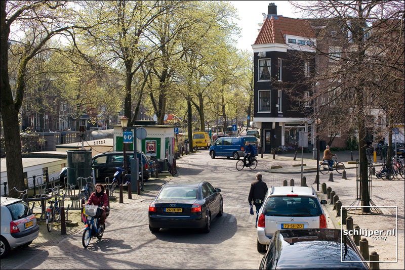 Nederland, Amsterdam, 5 april 2007