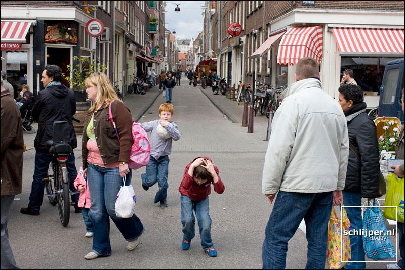 Nederland, Amsterdam, 7 april 2007