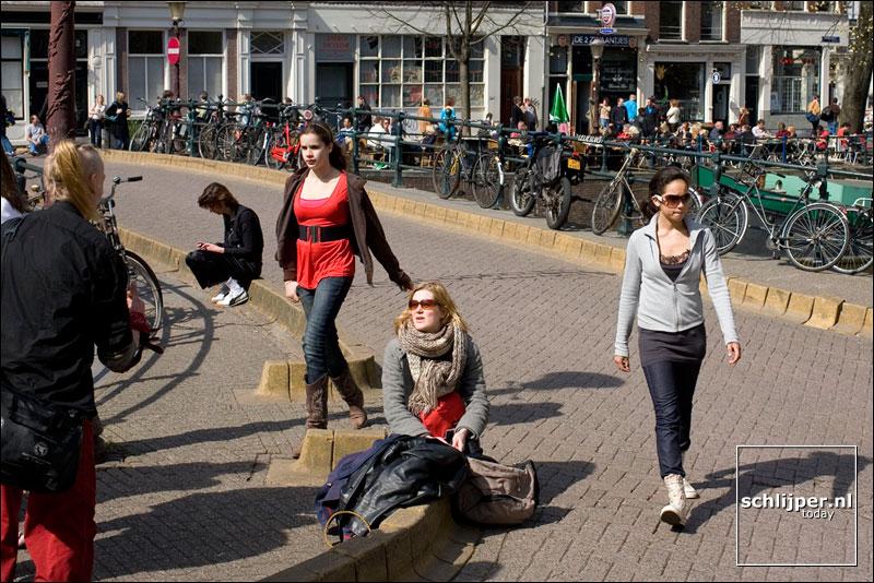 Nederland, Amsterdam, 8 april 2007
