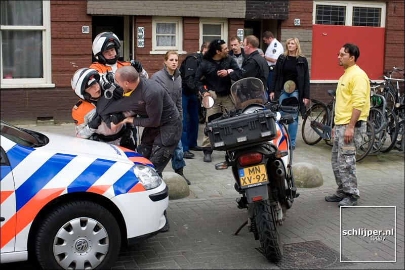 Nederland, Amsterdam, 11 april 2007