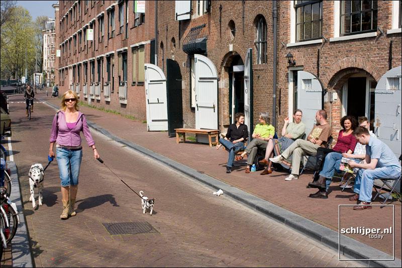 Nederland, Amsterdam, 12 april 2007