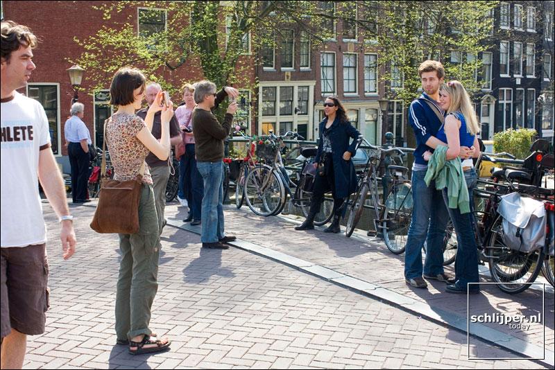 Nederland, Amsterdam, 14 april 2007