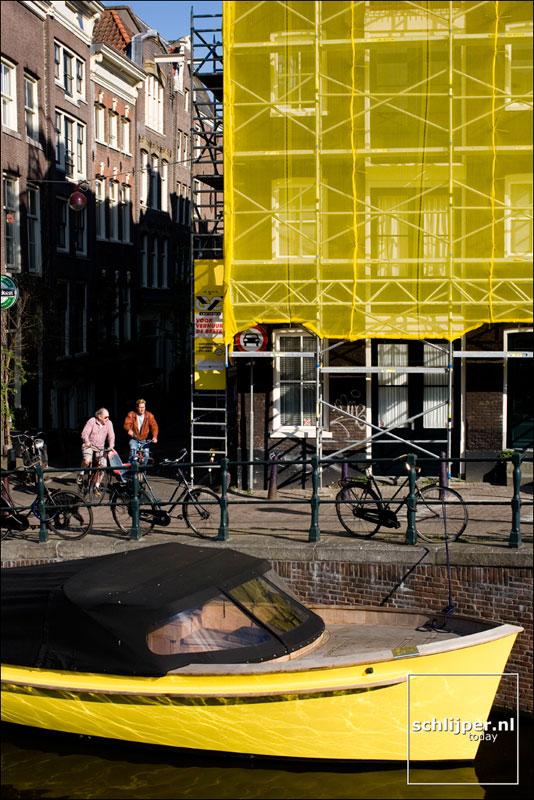Nederland, Amsterdam, 15 april 2007