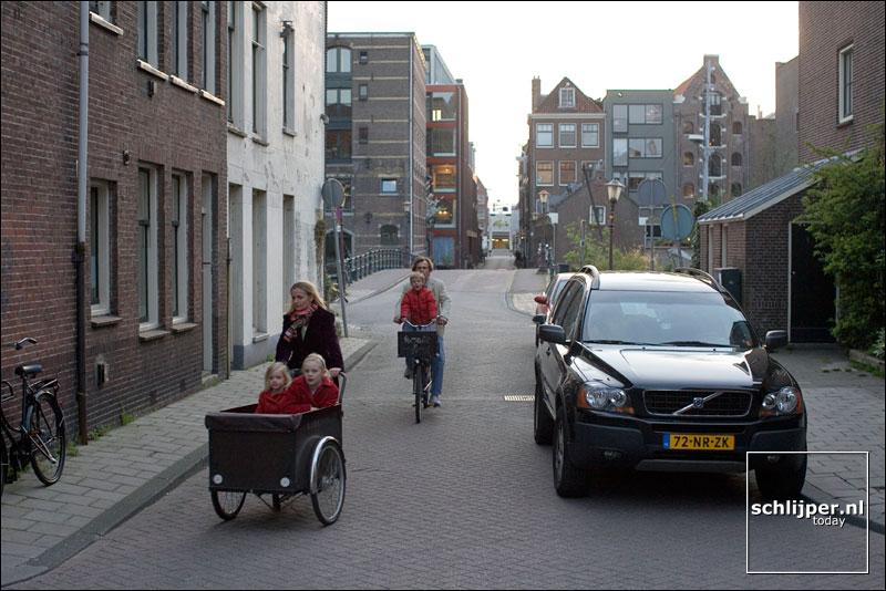 Nederland, Amsterdam, 17 april 2007