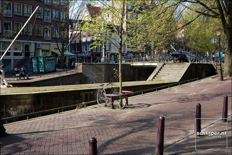 Nederland, Amsterdam, 22 april 2007