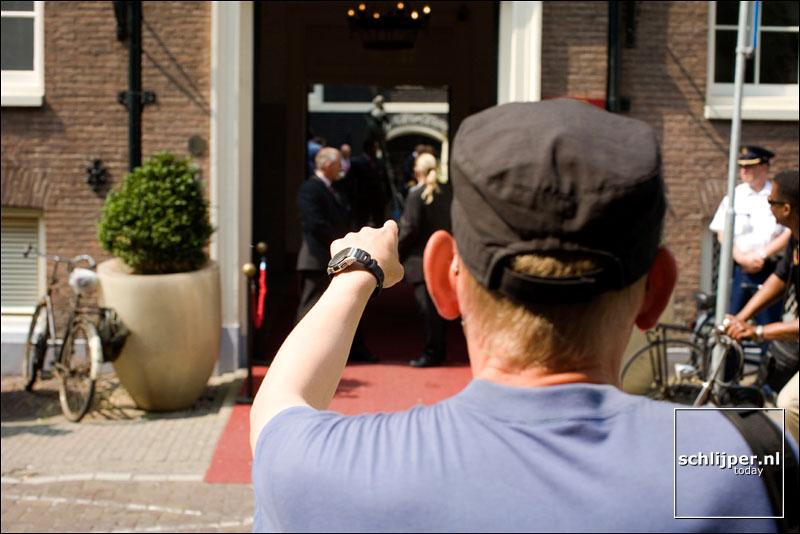 Nederland, Amsterdam, 26 april 2007
