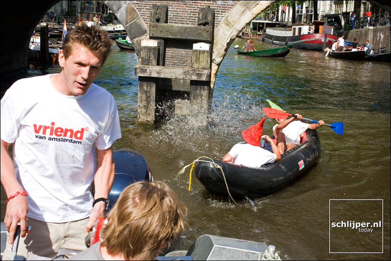Nederland, Amsterdam, 29 april 2007