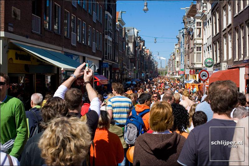 Nederland, Amsterdam, 30 april 2007