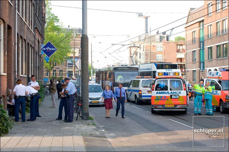 Nederland, Amsterdam, 3 mei 2007
