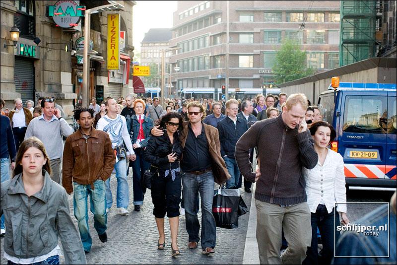 Nederland, Amsterdam, 4 mei 2007