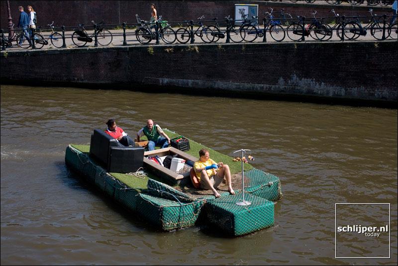Nederland, Amsterdam, 5 mei 2007