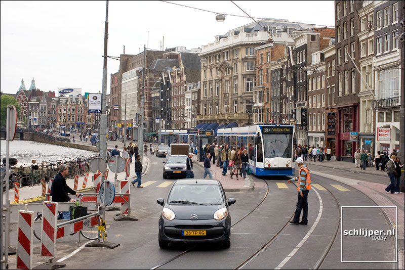 Nederland, Amsterdam, 6 mei 2007