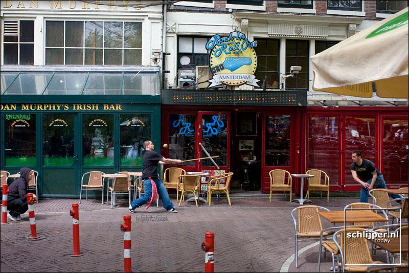 Nederland, Amsterdam, 8 mei 2007