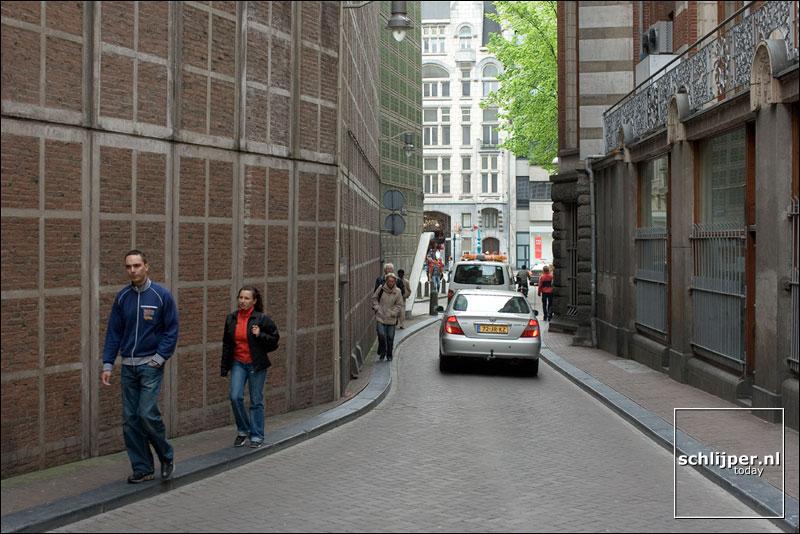 Nederland, Amsterdam, 10 mei 2007