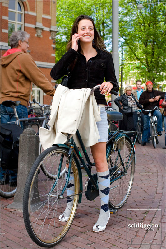 Nederland, Amsterdam, 12 mei 2007