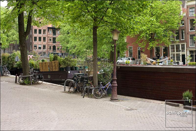 Nederland, Amsterdam, 13 mei 2007