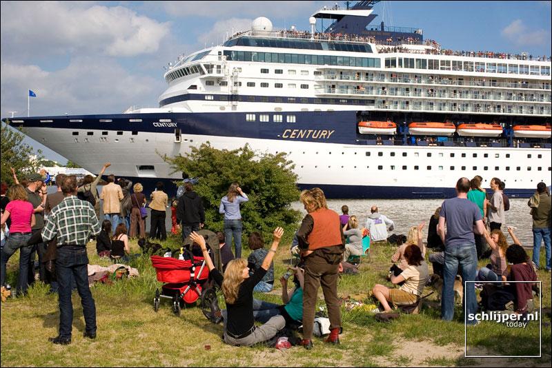 Nederland, Amsterdam, 17 mei 2007