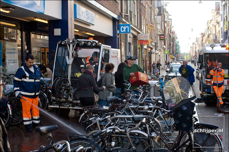 Nederland, Amsterdam, 18 mei 2007
