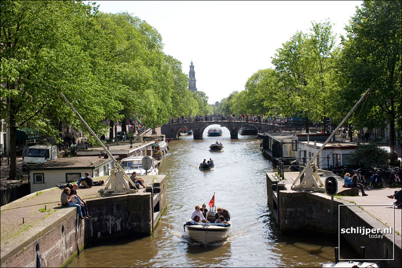 Nederland, Amsterdam, 19 mei 2007