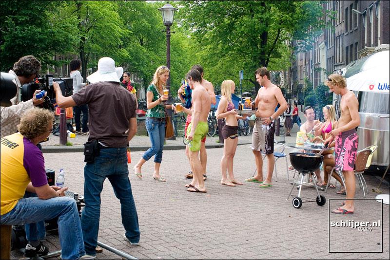 Nederland, Amsterdam, 20 mei 2007