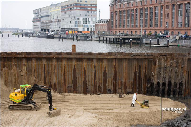 Nederland, Amsterdam, 22 mei 2007