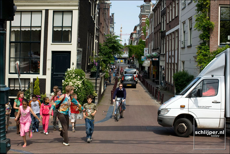 Nederland, Amsterdam, 23 mei 2007
